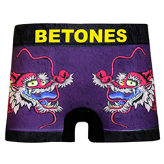 BETONES(ビトーンズ)SKA DRAGON(STD001)Purpl