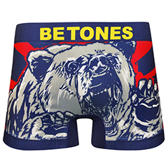 BETONES(ビトーンズ)PUNK BEAR(PBF001)Navy