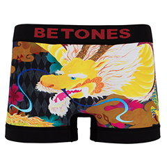 BETONES(ビトーンズ)Fujiyoshi Brother's(MFU003-01)YELLOW
