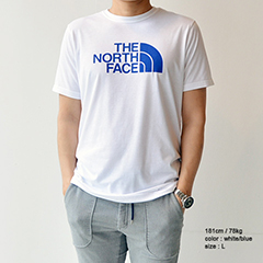 20%off THE NORTH FACE HALF DOME TRI-BLEND TEE(NF0A2T9R)全4色